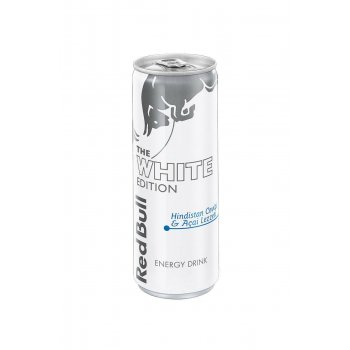 RED BULL 250 ML EDITION WHITE