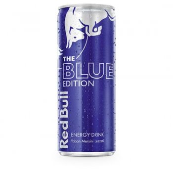 RED BULL 250 ML EDITION BLUE